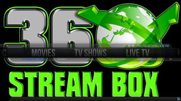 360 Stream Box apk screenshot