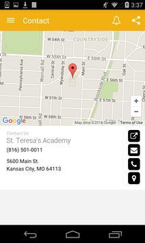 St. Teresa's Academy apk screenshot