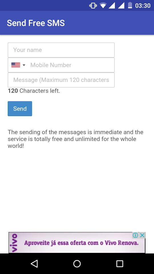 FREE SMS - Free SMS World for Android - APK Download