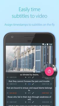 Subcake - Add Subtitle to Video, Subtitle Maker apk screenshot