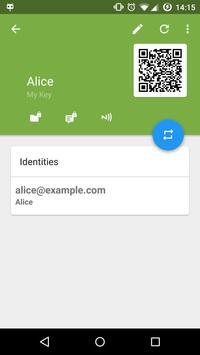 OpenKeychain screenshot 3
