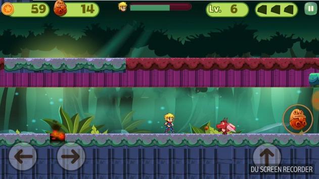 Super Diggy Adventure Run screenshot 3