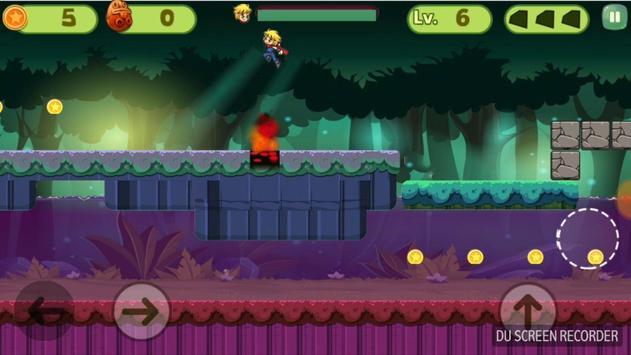Super Diggy Adventure Run screenshot 1
