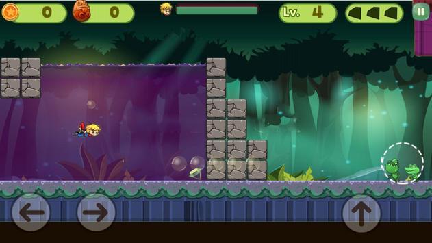 Super Diggy Adventure Run screenshot 2