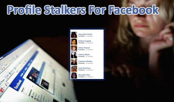 Who Viewed My Profile For Facebook Stalkers poster