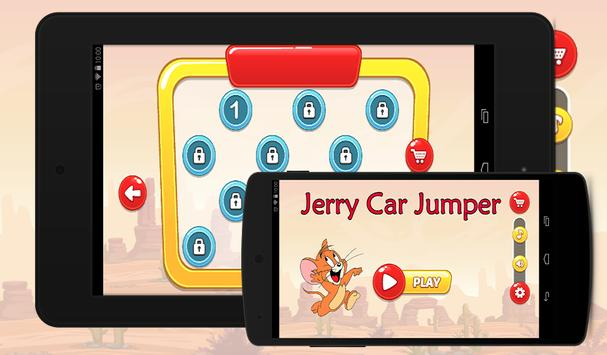 Jerry Car Climb jumper screenshot 5