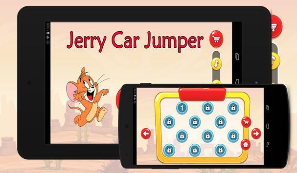 Jerry Car Climb jumper screenshot 7