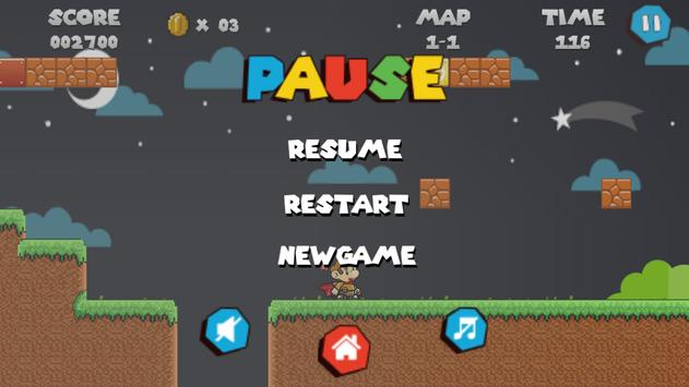 Run Adventures in Jungle apk screenshot