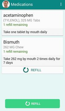 Sutter Health My Health Online apk screenshot