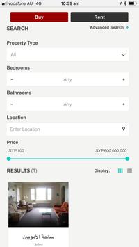 Syrian Properties screenshot 1