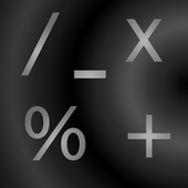 Try Math: Add +- Multiply x/% icon