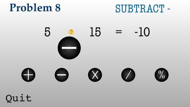 Try Math: Add +- Multiply x/% screenshot 1
