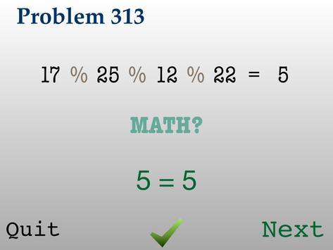 Try Math: Add +- Multiply x/% screenshot 7