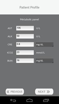 Ebola CARE screenshot 1