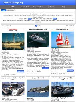Sailboat Listings - Yachts and Boats screenshot 10
