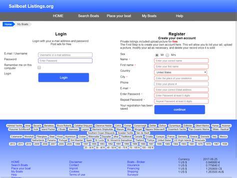 Sailboat Listings - Yachts and Boats screenshot 13