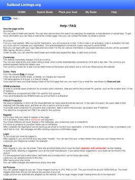 Sailboat Listings - Yachts and Boats screenshot 14