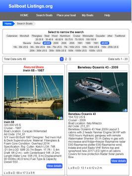 Sailboat Listings - Yachts and Boats screenshot 16