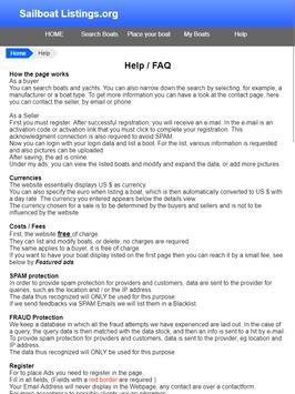 Sailboat Listings - Yachts and Boats screenshot 20