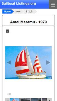 Sailboat Listings - Yachts and Boats screenshot 2