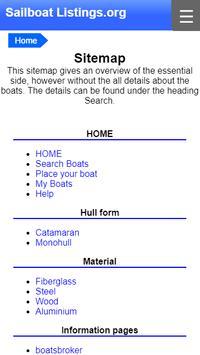 Sailboat Listings - Yachts and Boats screenshot 7