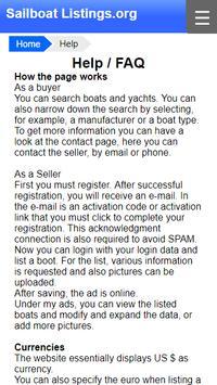 Sailboat Listings - Yachts and Boats screenshot 6