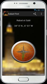 Salaat First screenshot 3