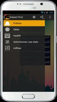 Salaat First screenshot 1