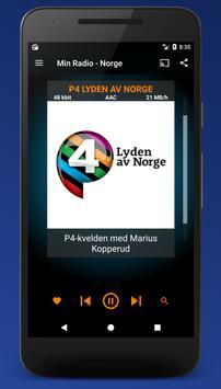 My Radio Norway poster