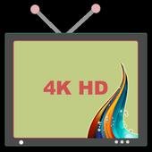 Canli Mobil Tv 4k Yayin Akışı & Canlı Radio Dinle icon