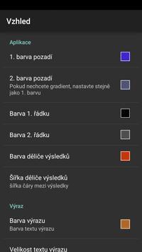 CrossDic-křížovkářský slovník apk screenshot
