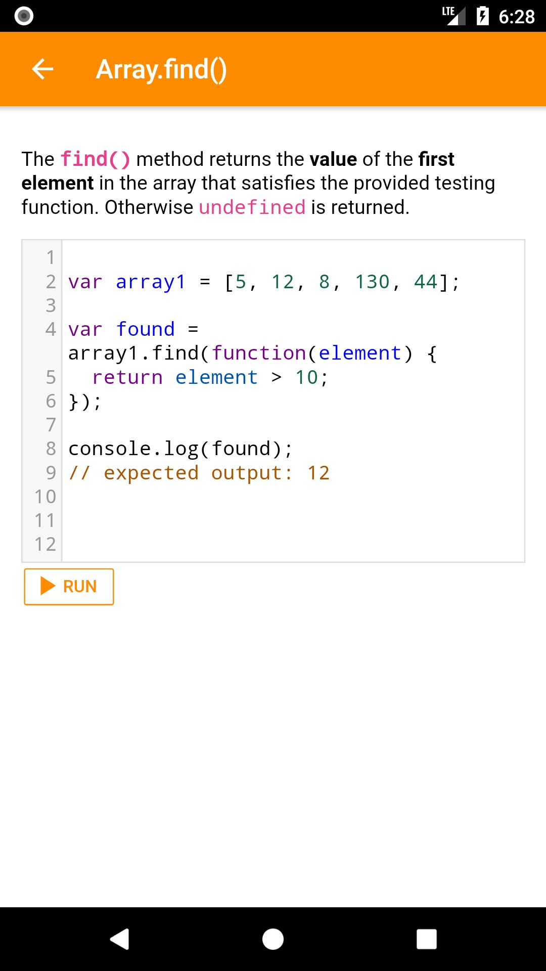 Javascript Playground - JS Live code Editor for Android - APK Download