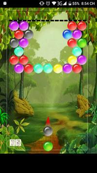 Panda Bubble - POP screenshot 1