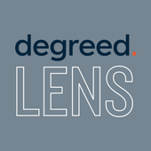 Degreed LENS icon