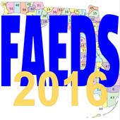 FAEDS 2016 icon