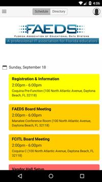 FAEDS 2016 poster