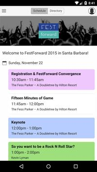 FestForward apk screenshot