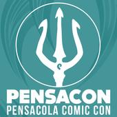 Pensacon icon