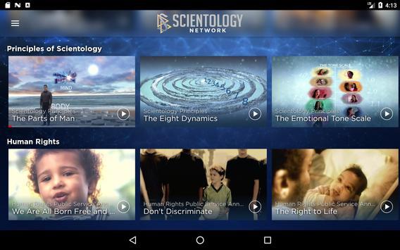 Scientology Network screenshot 8