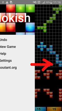 Blokish apk screenshot