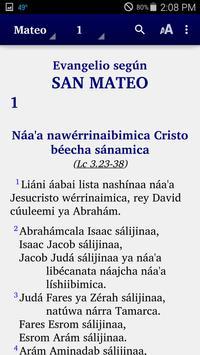 Achagua - Bible poster