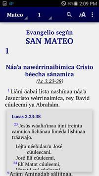 Achagua - Bible screenshot 1