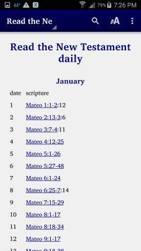 Agutaynen - Bible apk screenshot