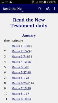 Akawaio - Bible apk screenshot