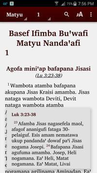 Mufian - Bible screenshot 1
