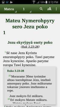 Apalaí - Bíblia apk screenshot