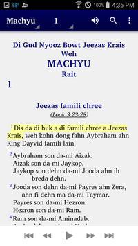 Belize Kriol - Bible apk screenshot