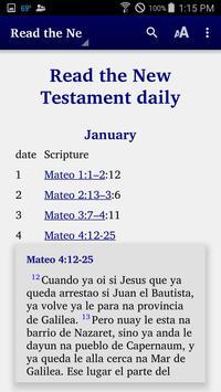 Chavacano - Bible ảnh chụp màn hình 3