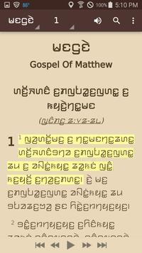 Kayah Li Bible screenshot 3
