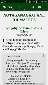 Kadiwéu - Bible screenshot 1